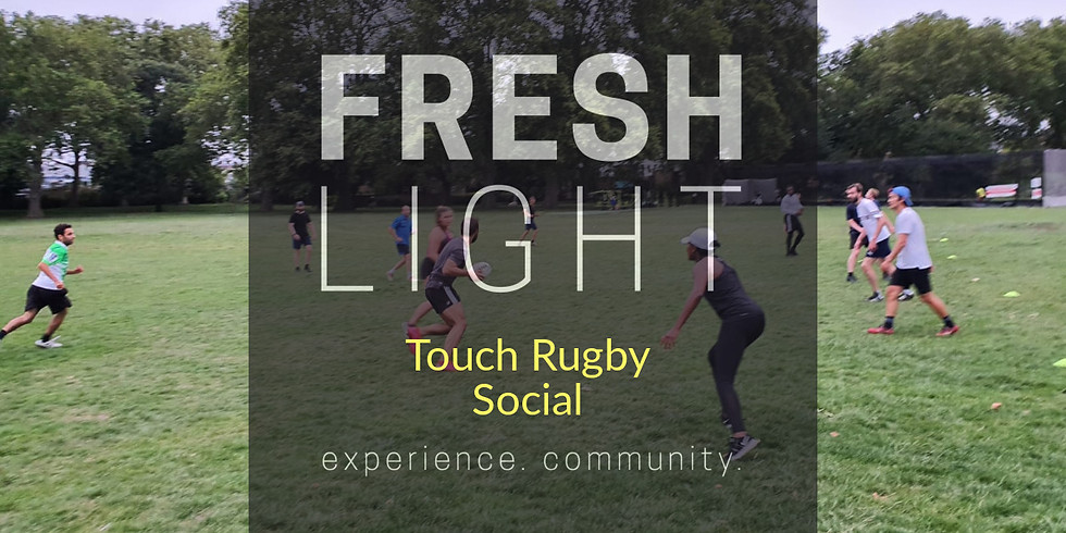 Touch Rugby Social