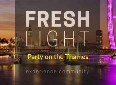 Party on the Thames!