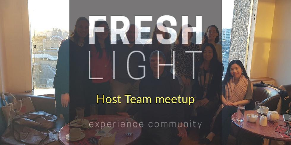 Host Team Meetup