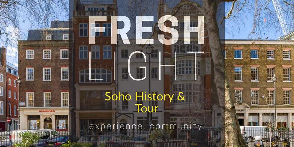 Soho History & Tour