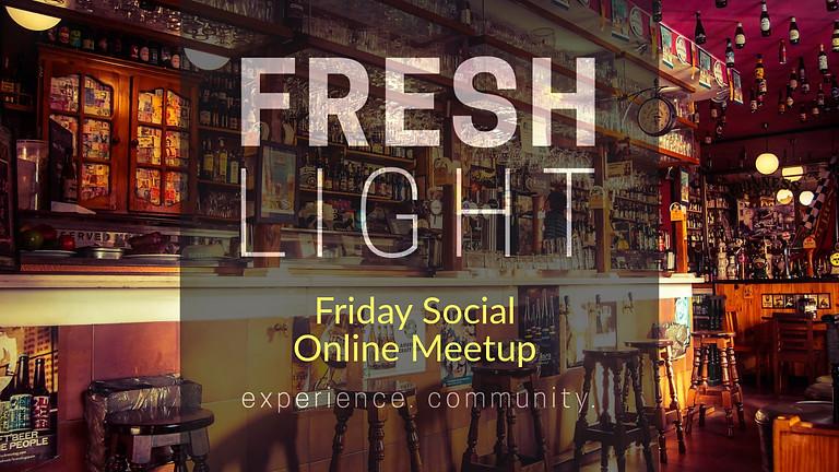 Friday Social Online Meetup