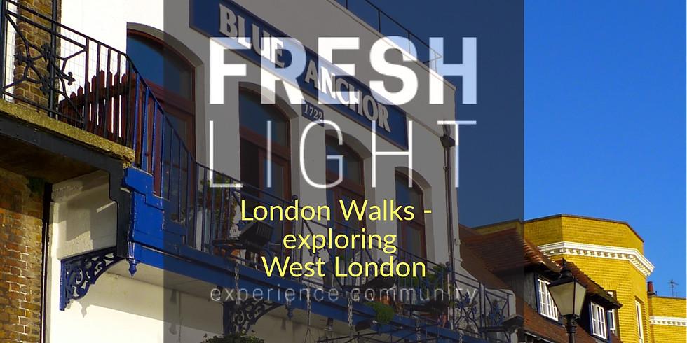 Fresh Light London Walks - Exploring London