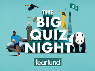 Tearfund Charity Online Quiz!