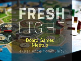 Kings Cross board games meetups update