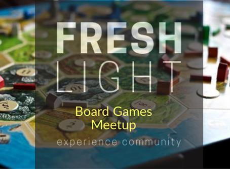 Kings Cross board games meetups update