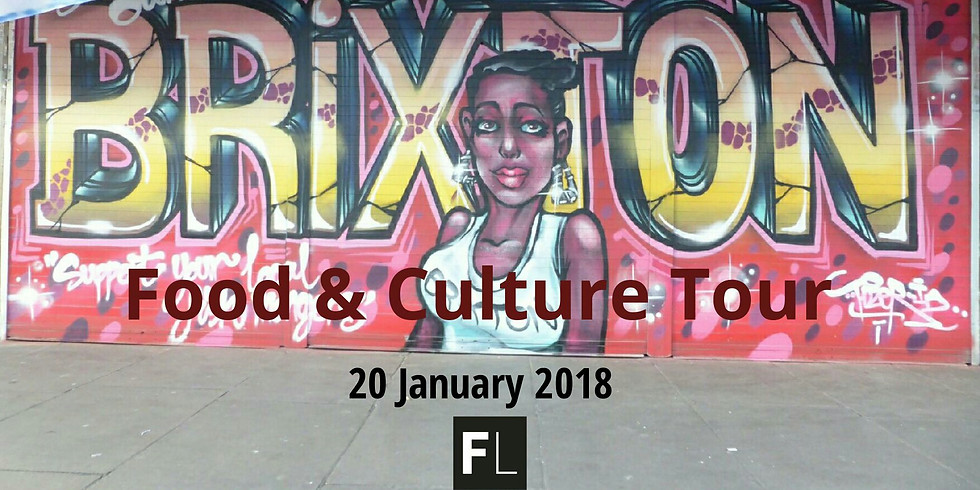 Brixton Food and Culture Tour (FREE)
