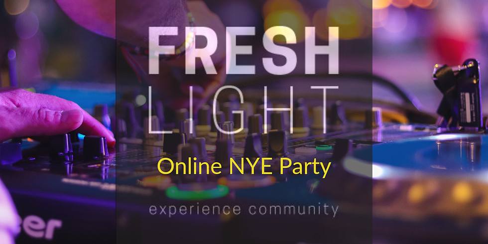 Online NYE Party