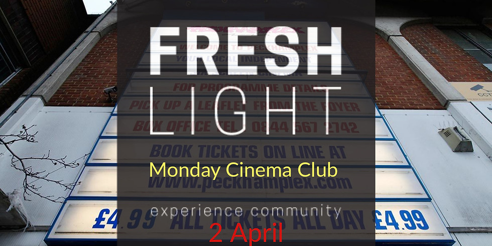 Monday Cinema Club for just £4.99