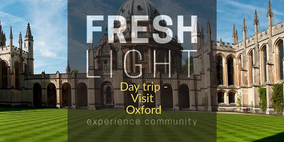 Daytrip- Visit Oxford
