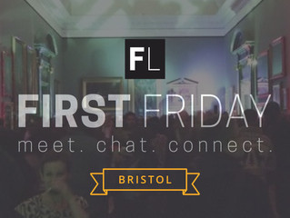 First Friday is Coming to Bristol!