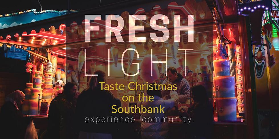 Taste Christmas on the Southbank