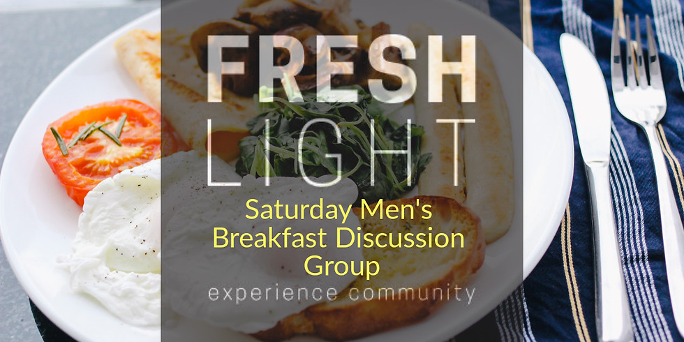 Saturday Men's Breakfast Discussion Group