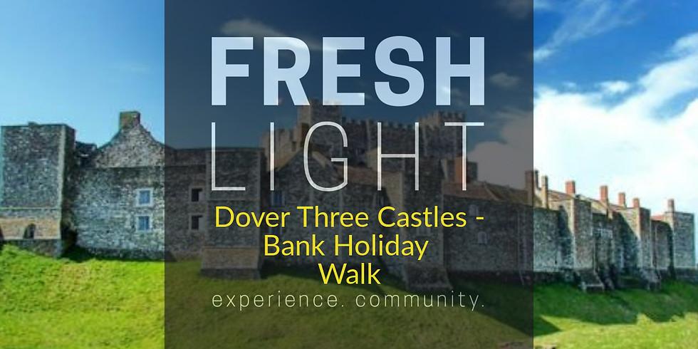 Dover Three Castles - Bank Holiday Walk