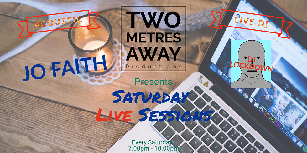 Two Metres Away - Saturday Live Sessions
