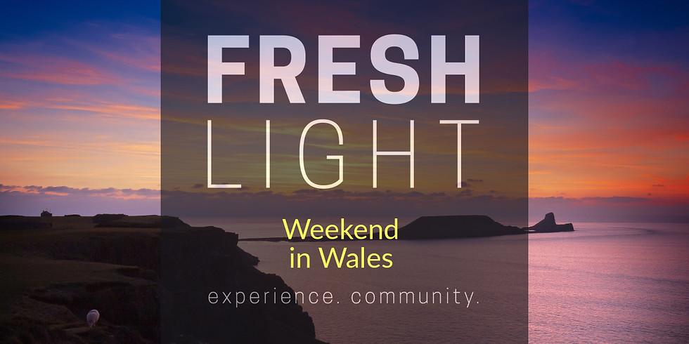 Weekend in Wales!