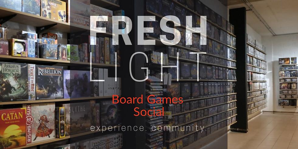 Board Games Social