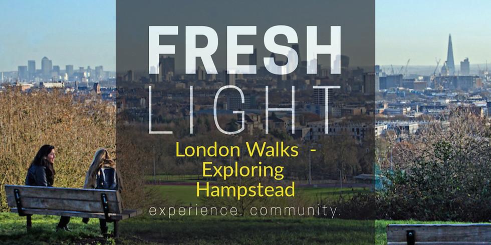 Fresh Light London Walks - Exploring Hampstead