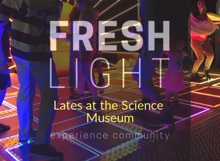Lates at the Science museum