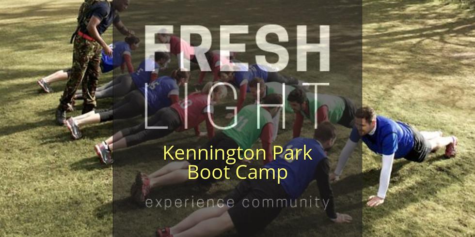 Kennington Park Boot Camp