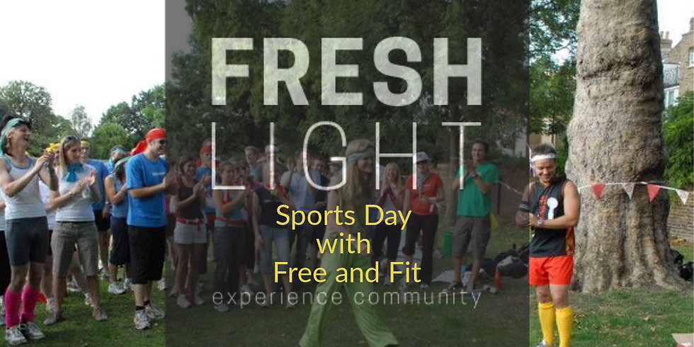 Sports Day with Free and Fit