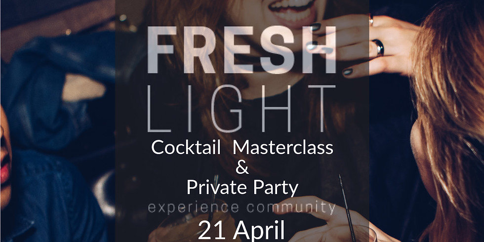 Cocktail Masterclass & Private Party