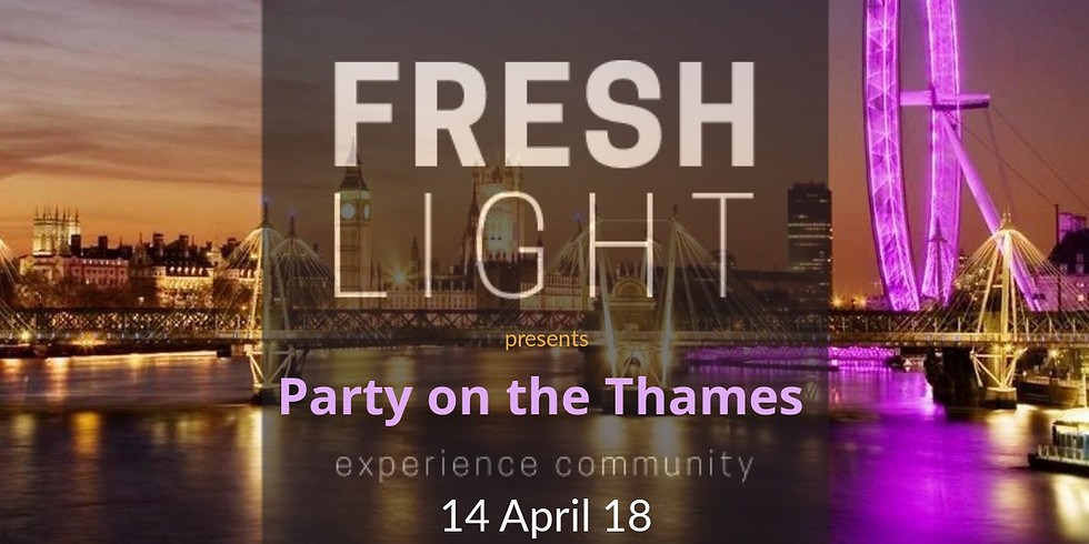 Fresh Light Party on the Thames
