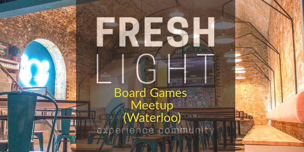 Board Games Meetup (Waterloo)