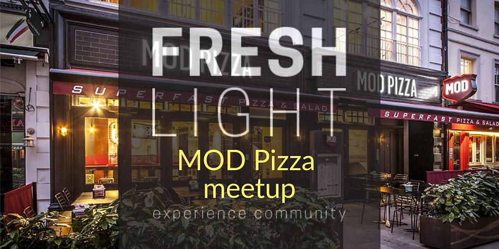 MOD Pizza meetup