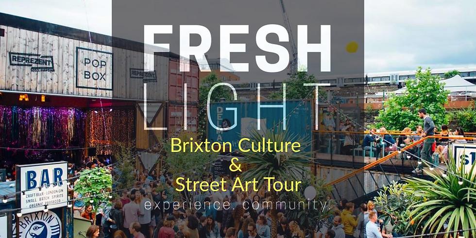 Brixton Culture & Street Art Tour