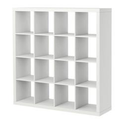 Screen Bookcase white $110