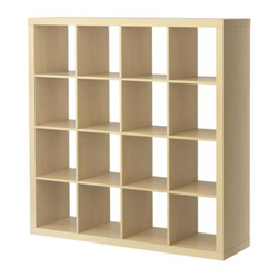 Screen Bookcase Birch $110