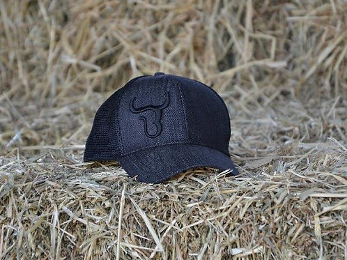 Boonara Cap Black