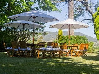 Outdoor Furniture Hire Range