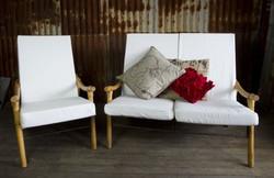 Chair armchair bamboo $49.50 b