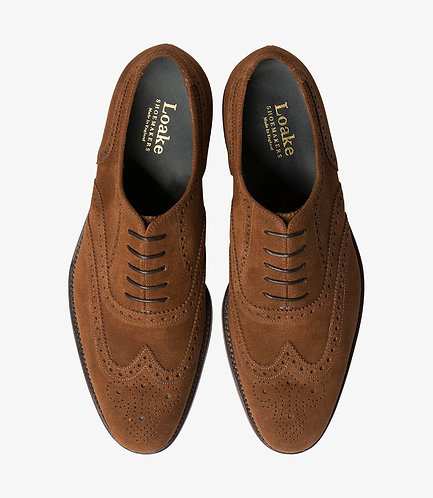Loake Inverness | Suede
