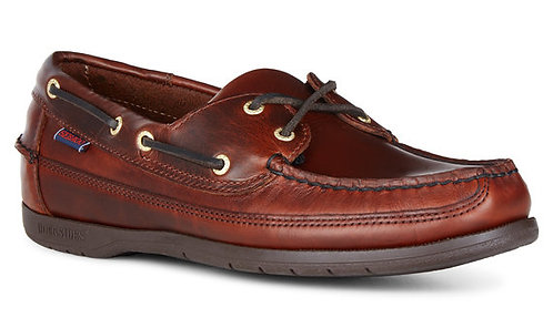 Sebago Schooner | Waxed Leather