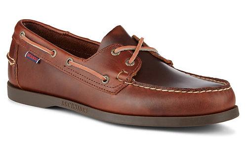 Sebago Dockside | Leather
