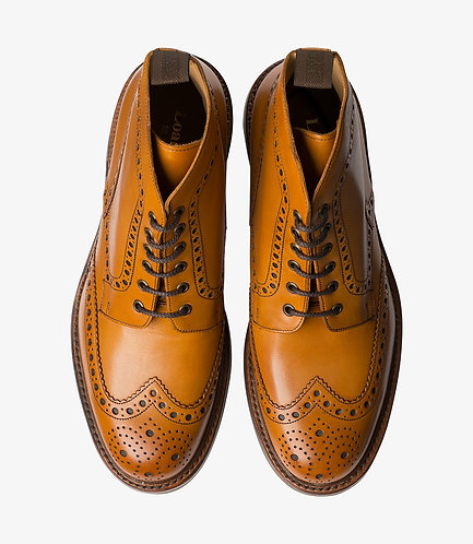 Loake Bedale | Leather