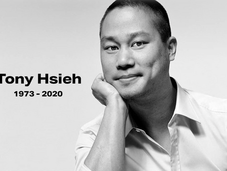 Former Zappos CEO Tony Hsieh Dies Without A Will—Part 1