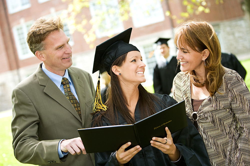 estate planning high school graduate adult children