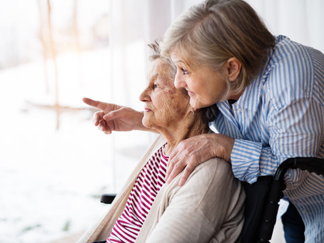 The Unexpected Costs of Caring for Elderly Parents In Your Home