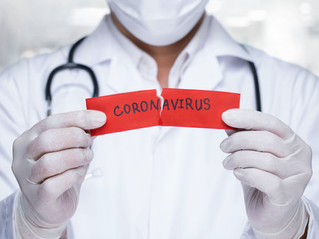 CORONAVIRUS: Impact to Your Wealth, Health and Happiness