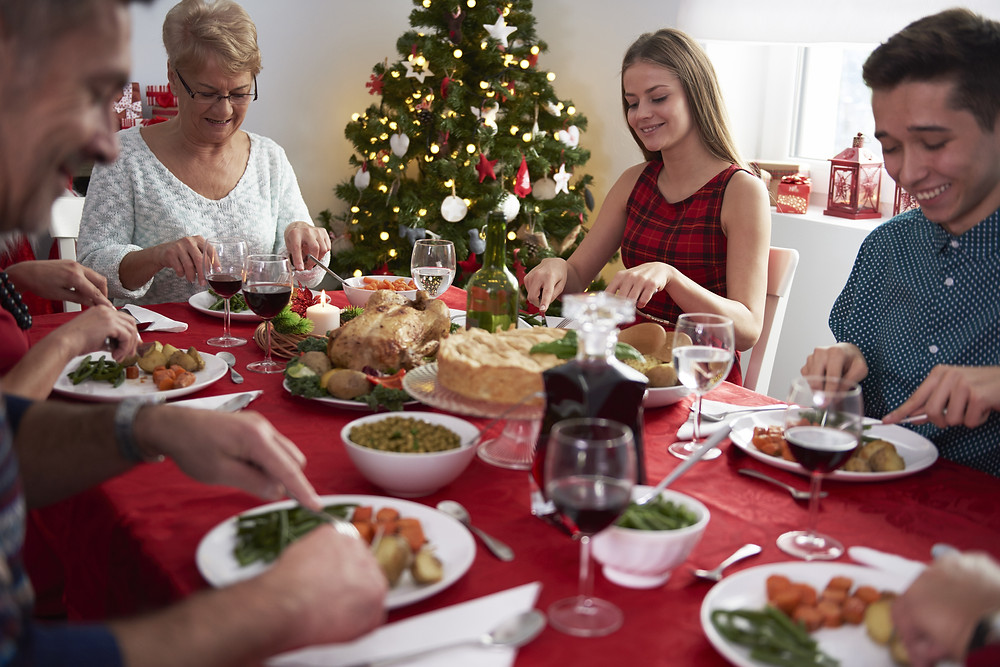 Estate planning holidays inheritance talking to your family
