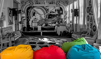 The Jam Factory Tauranga - interior