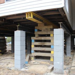 Concrete Pier Lift 1