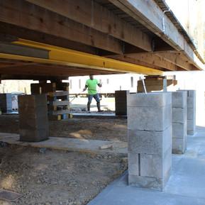 Concrete Pier Lift 9