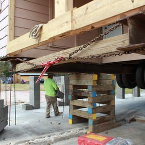 Concrete Pier Lift 17