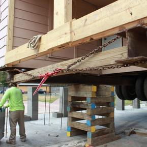 Concrete Pier Lift 8
