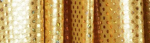 Mystic Gold Polk-a-dot