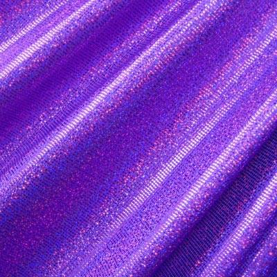 Violet Holographic Mini Dot